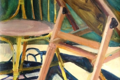 Two chairs, oil 39_49